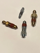Stainless Bleeder Screws
