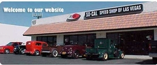 So Cal Speed Shop Las Vegas