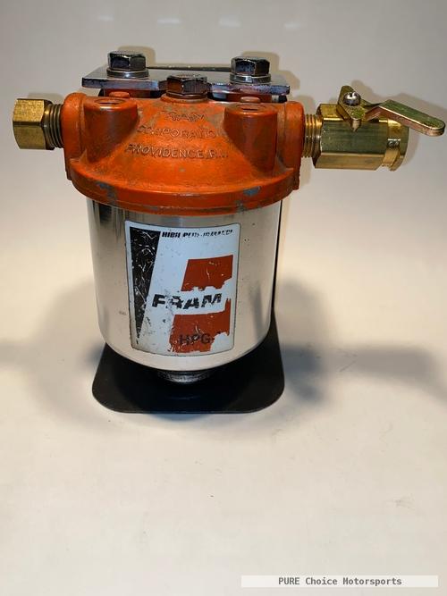 Fuel Shut Off Fram Fuel Filter