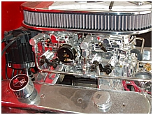 Edelbrock Air Gap