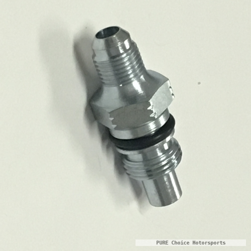 GM Pumps Flow Control Valve Fitting -6 AN