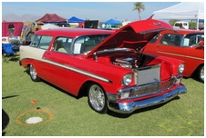 Bob Diemer 1956 Chevrolet Nomad