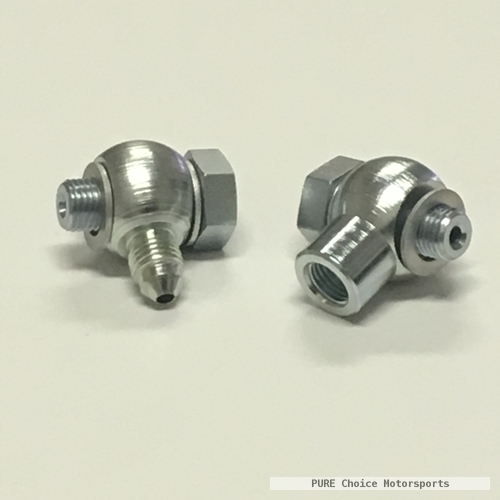 Baer Master Cylinder Fittings