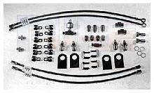 Steel Brake Line Tab Kit # 6