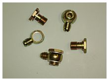 Power Steering Box Banjo Fittings