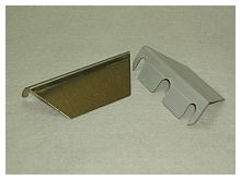 Stainless Steel S B C Motor Mount Covers