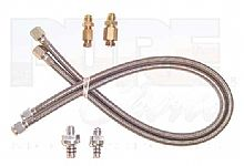 Ford Fuel Injection Flex Line Kit