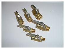 Fuel Shut Off Valves Brass