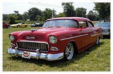 Bohannon Concepts Fiberglass 1955 Chevrolet