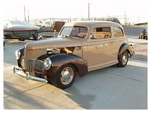 1939 Studebaker Champion