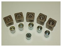Hydraulic Adapters & Die Sets