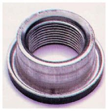 Aluminun Female AN Weld Bung   871