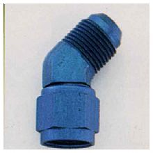 Male to Female Swivel Coupler 45 Degree