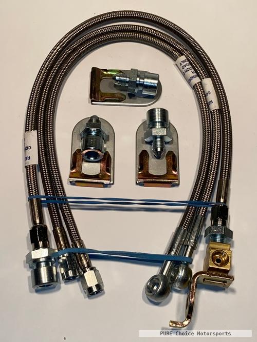 Pro Street Rear 3 Flex Line Kits