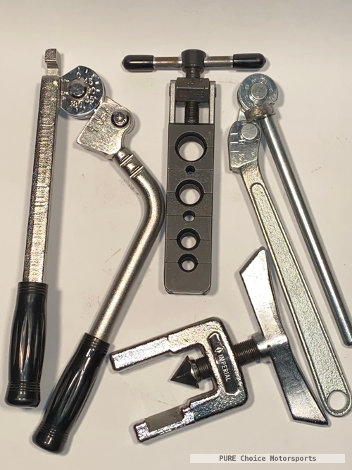 Flaring Tools And Benders