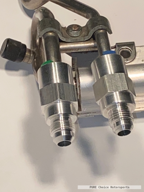 LT-1 Fuel Injection Fittings