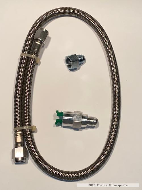 LS-3 Fuel line