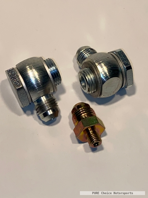 Hydroboost  Fittings