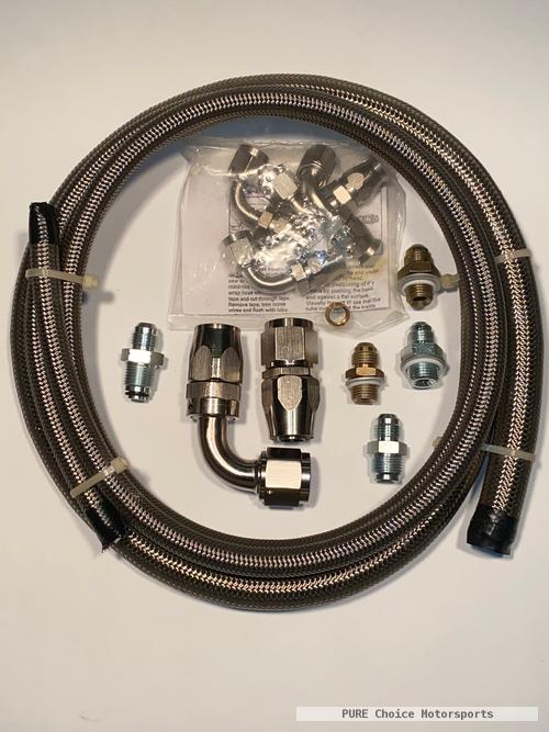 Remote Power Steering Kits