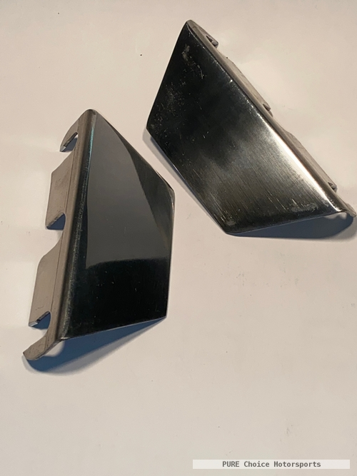 S/S Motor Mount Covers