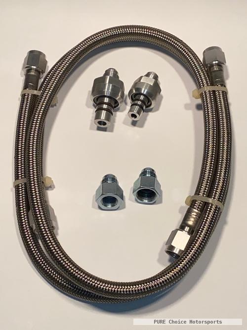 Ford Fuel Injection Flex Line Kit