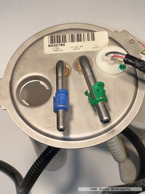 GM In Tank pump fittings