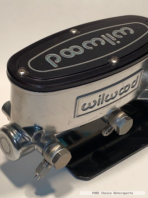 Wilwood Master Cylinder S/S Banjos