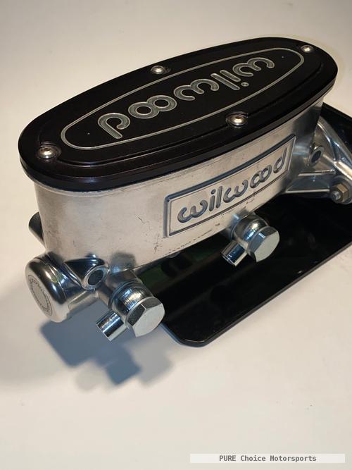 Wilwood Master Cylinder Inverted Banjos
